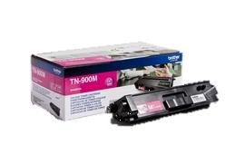 Brother Laser Toner Cartridge Super High Yield Page Life 6000pp Magenta Ref TN900M