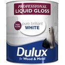 Dulux Professional Liquid Gloss Pure Brilliant White