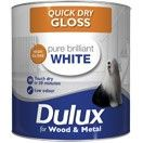 Dulux Quick Dry Gloss Pure Brilliant White