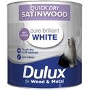 Dulux Quick Dry Satinwood  750ml