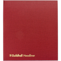 Guildhall Headliner Book 298X273 48/21