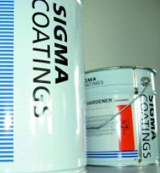 Sigmacover 640 Sigmacover 400 Two Component Epoxy Coating
